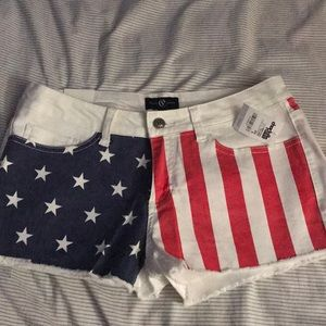 Charlotte Russe shorts NWT